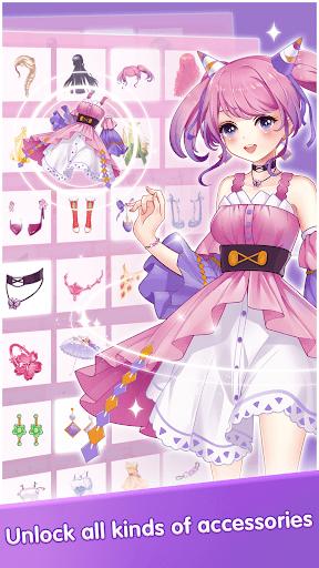 My Cat Diary: Dress up Princess Game 1.8.0.5066 screenshots 2