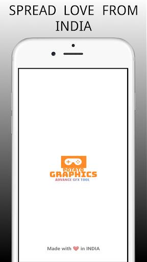 Potato Graphics - GFX tool (Indian Version) modavailable screenshots 1