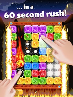 Diamond Dash Match 3: Award-Winning Matching Game Screenshot