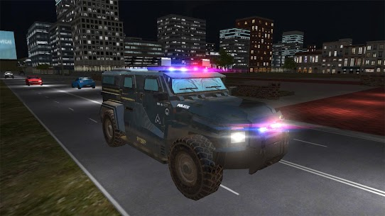 American Police Car Driving: Offline Games No Wifi 1.5 Unlocked MOD APK Android 3