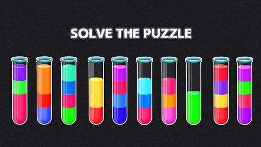 Color Water Sort Puzzle: Liquid Sort It 3D  screenshots 5