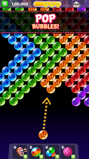 Bubble Shooter: Panda Pop!  screenshots 15