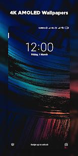 4K AMOLED Wallpapers - Live Wallpaper Changer screenshots 10