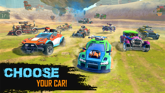Cars of War 0.38.572 Android APK Mod 1