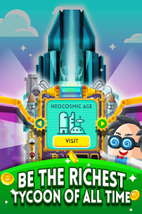 Cash, Inc. Money Clicker Game & Business Adventure Screenshot