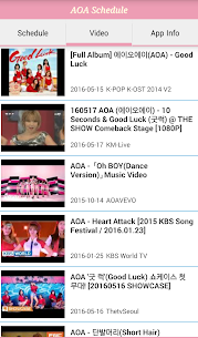 AOA Schedule  Apps For Pc (Windows & Mac) | How To Install Using Nox App Player 2