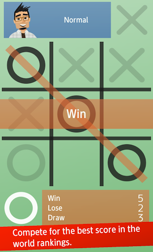 Tic-tac-toe apkmartins screenshots 1