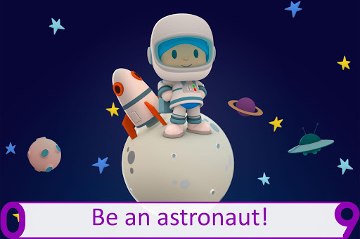 Pocoyo 1, 2, 3 Space Adventure: Discover the Stars  screenshots 3