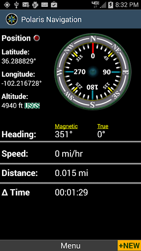 Polaris GPS Navigation: Hiking, Marine, Offroad 9.16 Screenshots 10