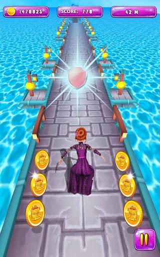 Royal Princess Island Run - Princess Runner Games 4.0 screenshots 4