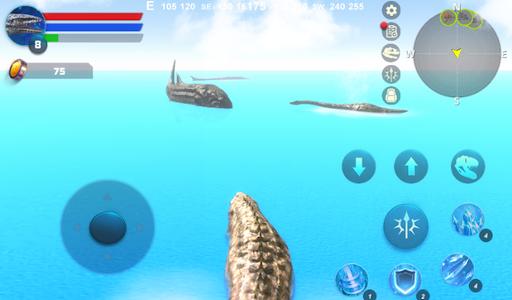 Mosasaurus Simulator screenshots 15