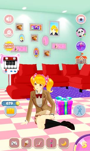 My Talking Girl 1.2.4 screenshots 1