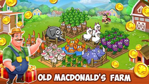 Code Triche La vieille ferme en attente de Macdonald apk mod screenshots 5