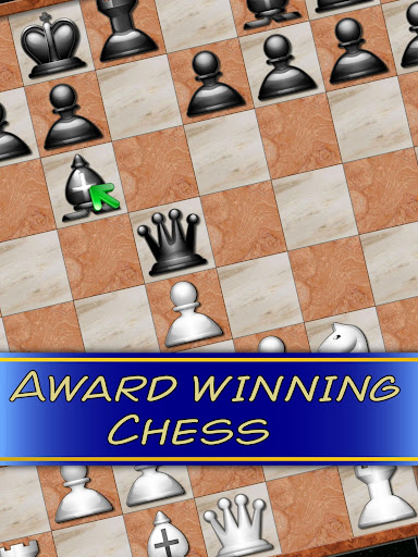 Chess V+, solo and multiplayer board game of kings screenshots 9
