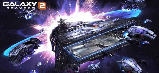 Galaxy Reavers 2 - Space RTS Battle 1.0.961 Screenshots 6