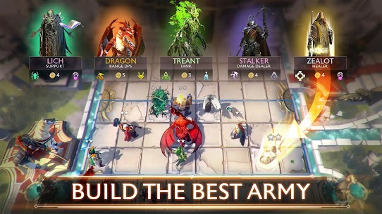 Might  Magic  Chess Royale – Heroes Reborn Apk 4