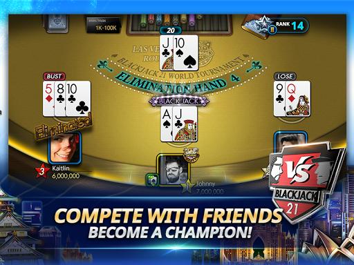 Blackjack - World Tournament 1.2.155 screenshots 3