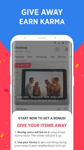 GiveAway u2014 free stuff offers neighbors marketplace modavailable screenshots 5