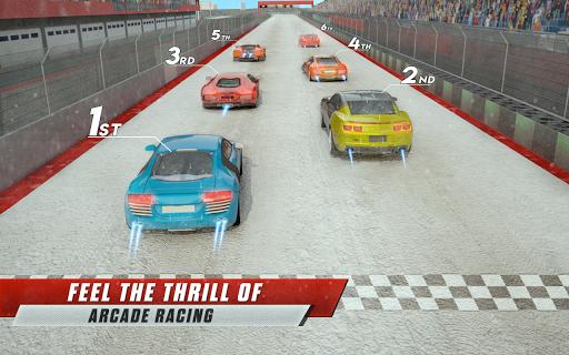 Snow Driving Car Racer Track Simulator  Screenshots 4