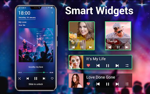 Music Player - MP3 Player  Screenshots 11