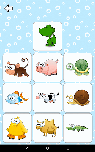 Kids Brain Trainer (Preschool) 2.8.0 screenshots 3