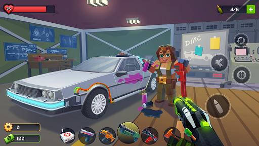 Pixel Combat: Zombies Strike  screenshots 21