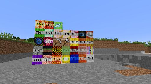 TNT Mod For Minecraft PE:New 2021 screenshots 1