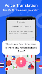 Translator Foto Pro: Free Camera & Voice Translate 2.7 Screenshots 5