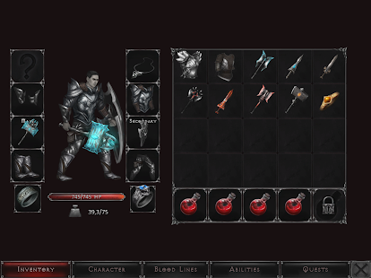 Vampire's Fall: Origins RPG 1.14.365 Screenshots 11