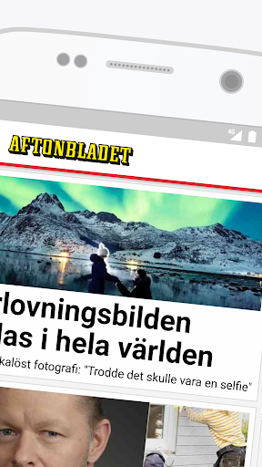 Aftonbladet Nyheter 4.30.1 Screenshots 2