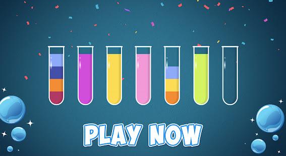 Water Color Sort Liquid Puzzle