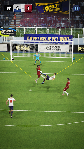 Soccer Super Star apklade screenshots 2