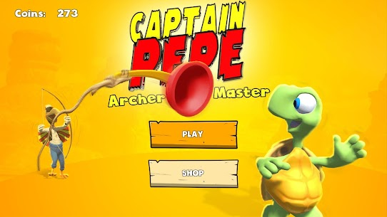 Captain Pepe: Archer Masters Hack Cheats (iOS & Android) 1