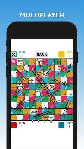 snake & ladder : 2021 star fun dice game screenshot 1