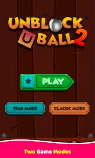 Ublock Ball 2 - Puzzle Game