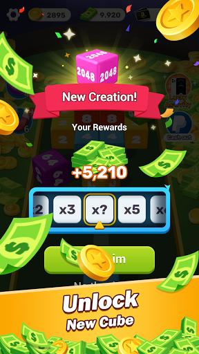 Lucky Cube - Merge and Win Free Reward 1.4.0 screenshots 6