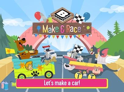 Boomerang Make and Race – Scooby-Doo Racing Game APK Download 17