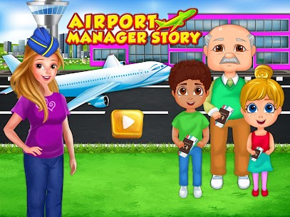 Airport Manager Story  For Pc   How To Use On Your Computer – Free Download 1