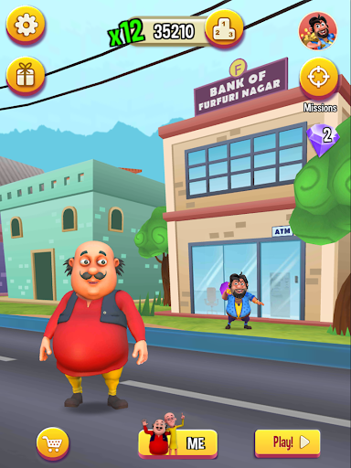 Motu Patlu Run 1.10 screenshots 8