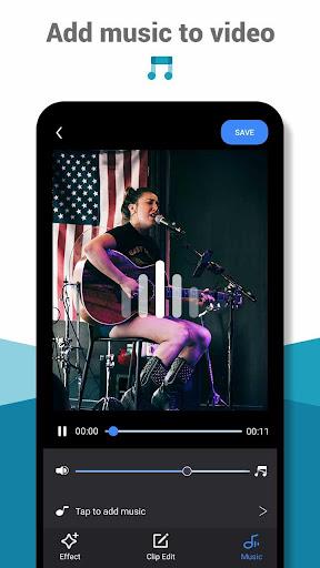 Cool Video Editor -Video Maker,Video Effect,Filter  Screenshots 4