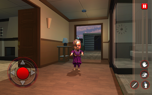 Scary Puppet Doll Story : Creepy Horror Doll Game screenshots 11