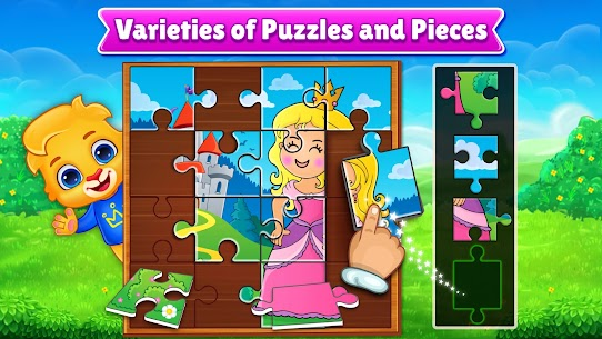 Puzzle Kids – Animals Shapes and Jigsaw Puzzles 2