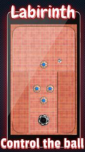 Lost ball: Labirinth