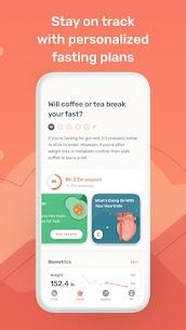 Zero – Simple Fasting Tracker Mod Apk (Plus Features Unlocked) 4