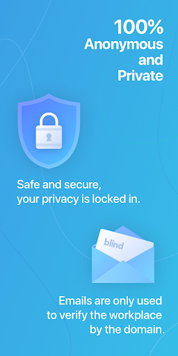 Blind - Anonymous Professional Network Apkfinish screenshots 7