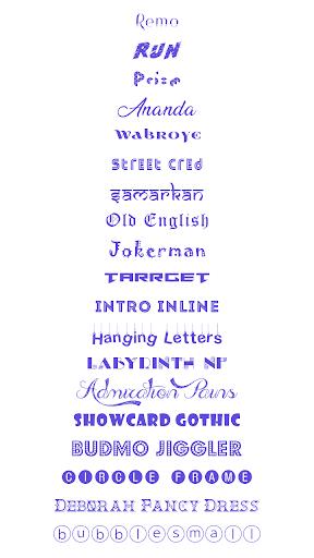 Fonts Keyboard - FancyKey, Emojis & Stylish Fonts 3.5 Screenshots 2