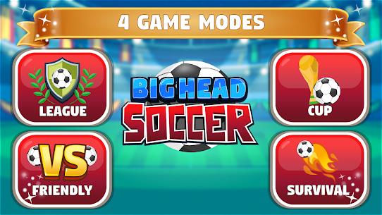 Big Head Soccer 2