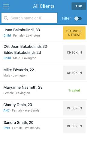malawi his (eregister) app screenshot 1