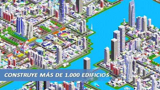 Designer City 2 APK MOD HACK (Dinero Ilimitado) 3