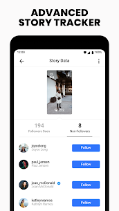 FollowMeter – Unfollowers Analytics for Instagram Apk Download 5